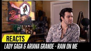 Producer Reacts to Lady Gaga & Ariana Grande   Rain On Me