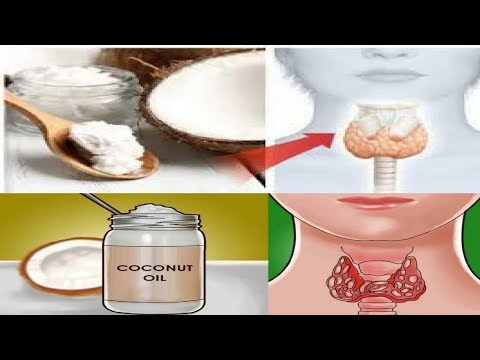 Did You Know You Can Heal Your Thyroid With Coconut Oil Just Do This