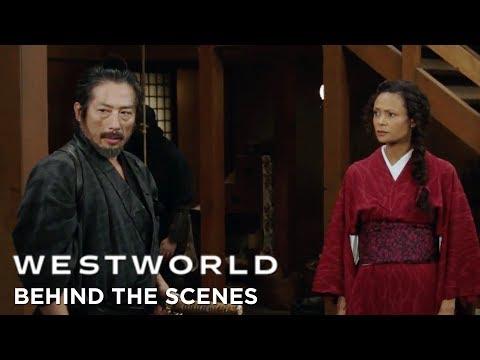 BTS: Shogun World   Westworld   Season 2