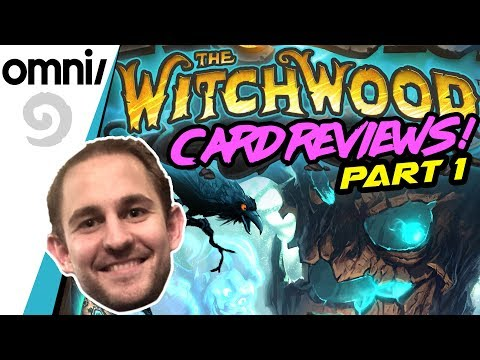 THE Witchwood Card Reviews To Watch (Part 1) by Zalae