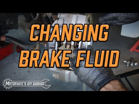 Changing Brake Fluid: G37 Sport / 370Z - Motorvate's DIY Garage Ep. 10