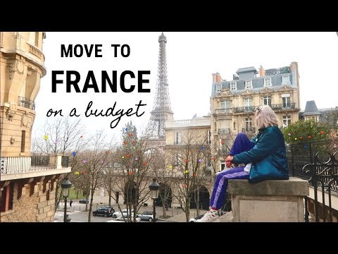 HOW TO MOVE TO FRANCE: THE HUSTLE IS REAL (visa + job tips)
