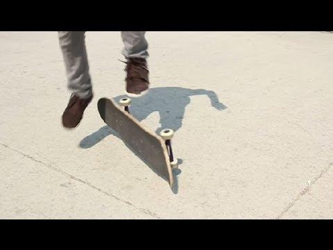 Cool & Easy Skateboard Tricks : Skateboarding Tips & Tricks