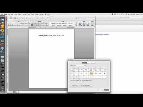 inserting symbols on mac.mp4