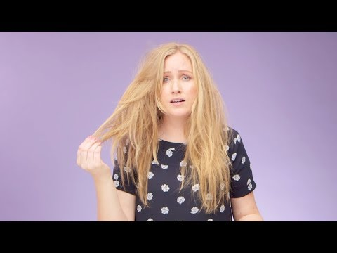 The Science Behind Your Frizzy Hair – And How to Fix It | Glow