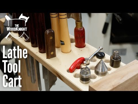 Lathe Tool Stand