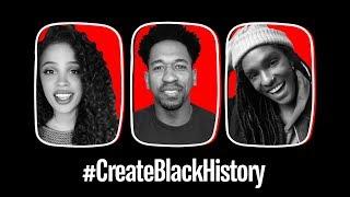 #CreateBlackHistory: Celebrating Black History Month