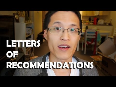 How to Get a Good Letter of Recommendation