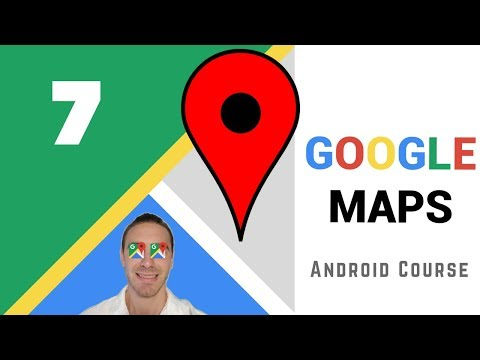 Add Marker to Google Map - [Android Google Maps Course]