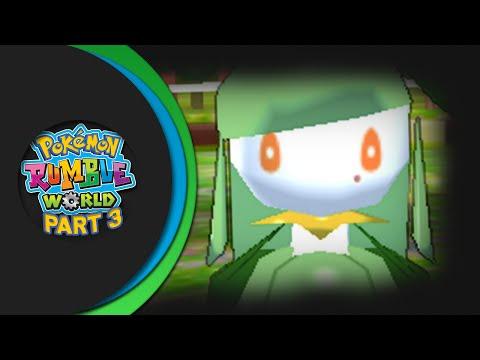 Pokémon Rumble World Walkthrough: Part 3 - The PAH..PAH.. POWER!! [HD]