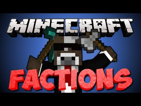 Minecraft FACTIONS MCMMO Beginner's Guide ( How to Play Faction MCMMO )