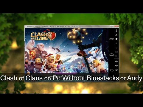 How To Play Clash of Clans on PC Without Bluestacks or Andy