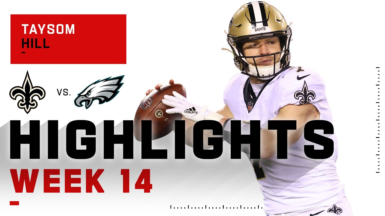 Taysom Hill Is Steady As He Goes w/ 291 Passing Yds & 2 TDs | NFL 2020 Highlights