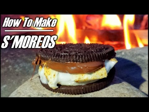 New Take on a Camp Classic - The S'moreo