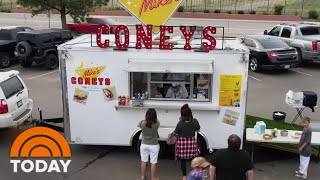 In Search Of The Perfect Hot Dog At Its Birthplace: Coney Island | TODAY
