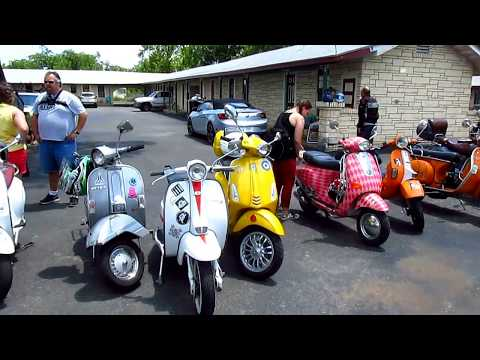 Texas United Scooter Rally