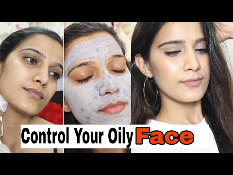 4 Tips To Control Your Oily Face in Summer  Easy Tricks | Super Style Tips