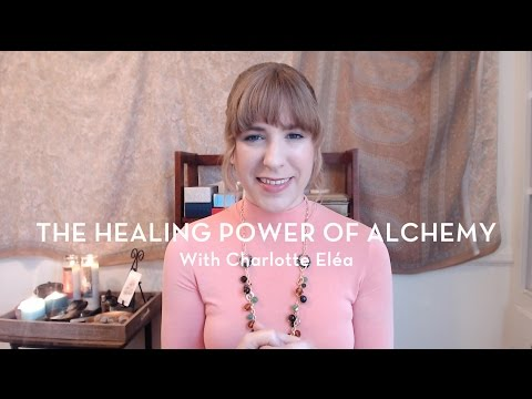 The Healing Power of Alchemy