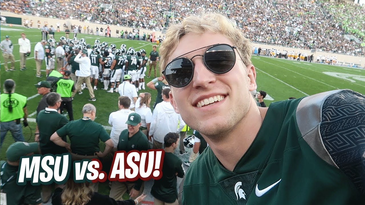 I Can't Believe How This MSU Game Ended...