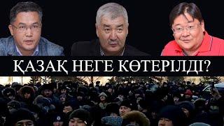 Қарағанды: Қазақ неге көтерілді?