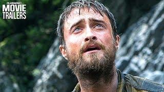 Jungle Official Trailer - Daniel Radcliffe Survival Thriller Movie