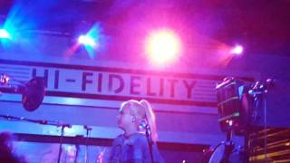 "Hayley Kiyoko ""Gravel to Tempo"" First Ever Live Performance"