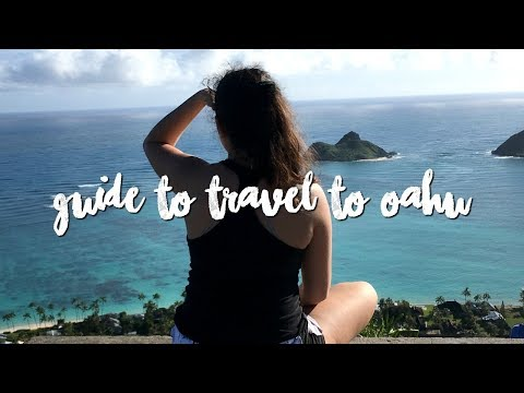 Oahu's Best Beaches, Hikes and Vegan Foods - Guide to Travel to Hawaii - Our Itinerary