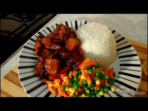 Jamaican Brown Stew Chicken Recipe | Recipes By Chef Ricardo