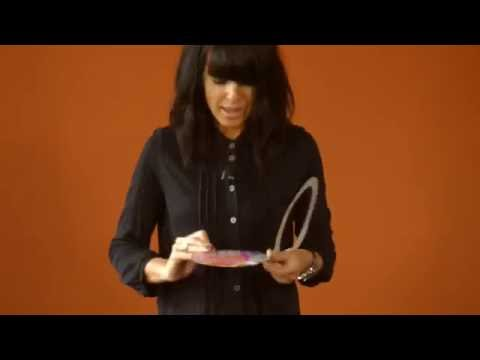 How to make Willy Wonka's Hat with Claudia Winkleman