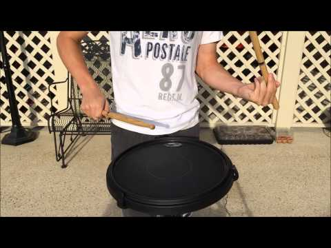 High School Snare Warmups [2014- 2015]