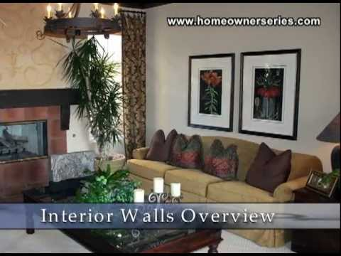 Home Inspection - Interior Walls