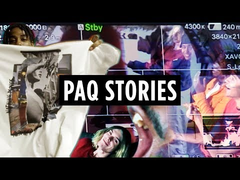 PAQ Stories: Making Episode 11 + T-Shirt Giveaway