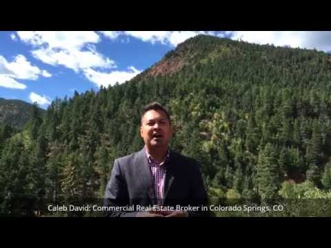 Caleb David: Commercial Real Estate Broker in Colorado Springs, CO