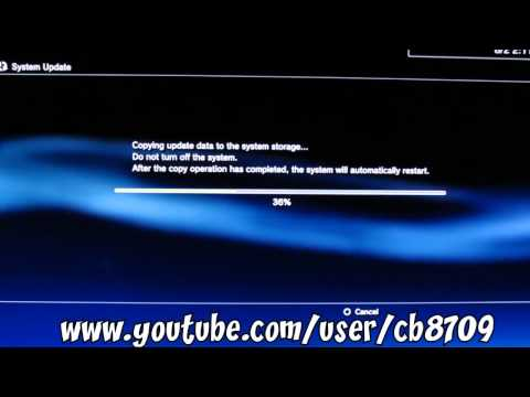 PS3 - Rogero CFW 4.50 CEX 1.00 - How To Install