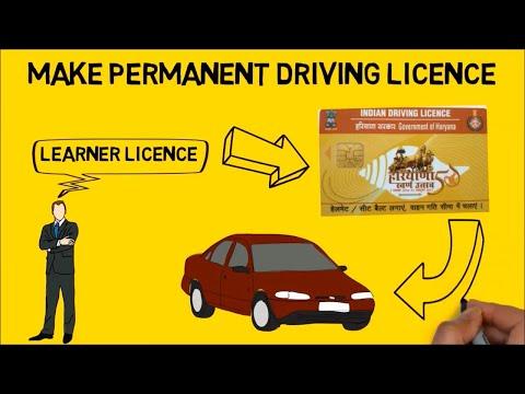 Permanent Driving Licence online (DL) - 2017 | पक्का ड्राइविंग लाइसेंस ऑनलाइन | Driving License Test