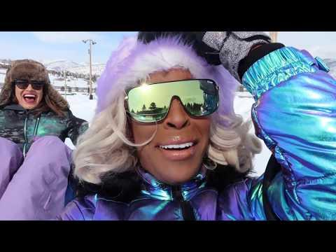 The Craziest Ski Day
