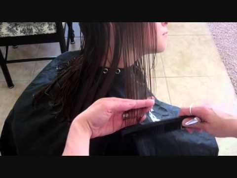 BASIC HAIRCUT TRIM TUTORIAL!! 💇
