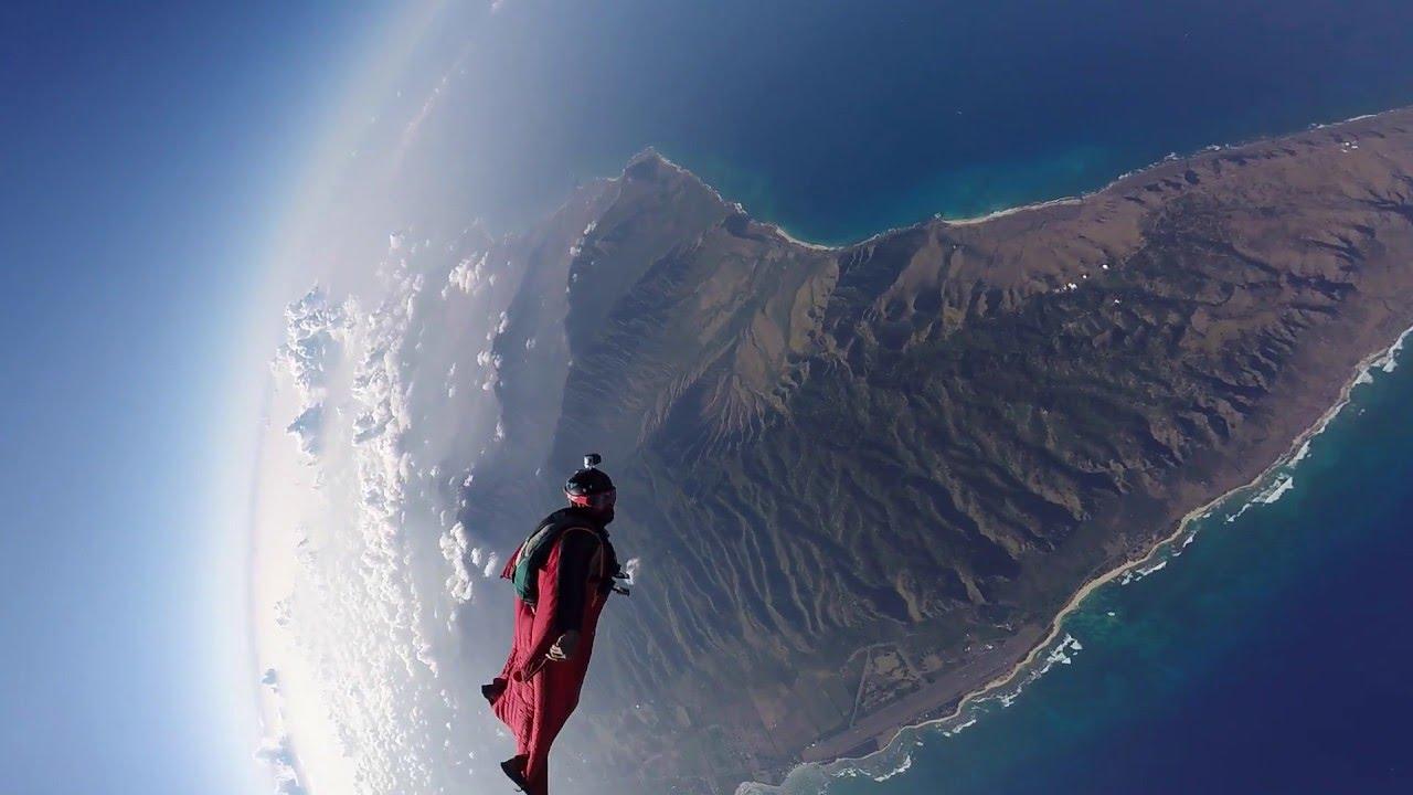 Maui's HALO Wingsuit