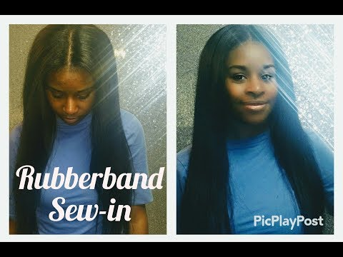 #014 RUBBER BAND SEW-IN EASY INSTALL!