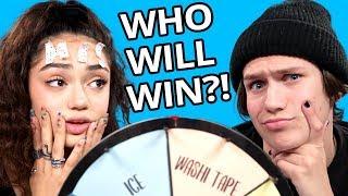 Take the Tik Tok High School Trivia Challenge   VS w/ Chase Hudson & Avani Gregg