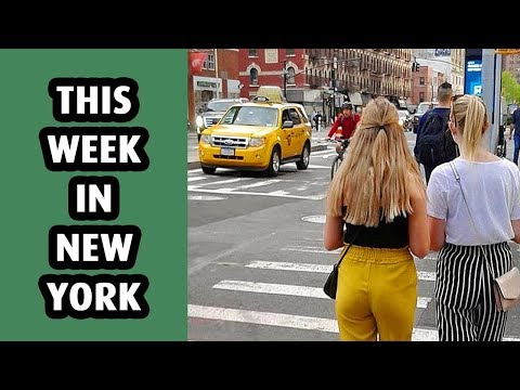 This Week in New York City