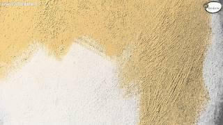 Tutorial pittura decorativa vento di sabbia gullutube for Pittura vento di sabbia colori