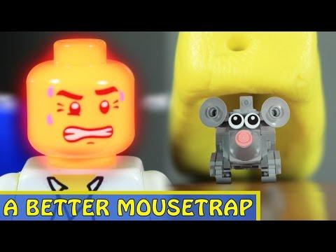 A Better Mousetrap Ep 1: Mouse Problem