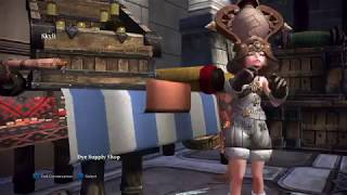 TERA Console Brawler Level 65 Recommended Glyphs/Crystals (PVE)