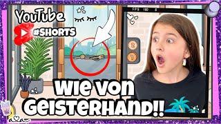 Wie von Geisterhand (Toca Life Mystery) 😱 Alles Ava Gaming #shorts