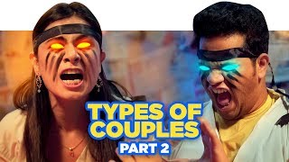 ScoopWhoop: Types Of Couples - Part 2