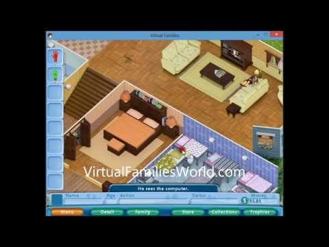 How To Fix No Internet In Virtual Families - Cheats and Walkthroughs