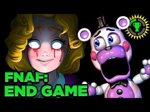 dating sim game theory fnaf