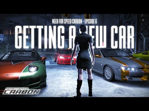 GETTING A NEW CAR! - Need For Speed Carbon #6