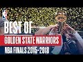 Best Of The Golden State Warriors NBA Finals 2015 2018